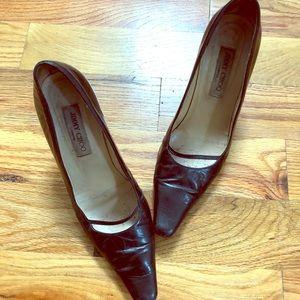 Vintage Jimmy Choo Heels